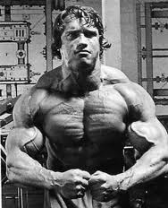 Arnold Schwarzenegger Chest Workout