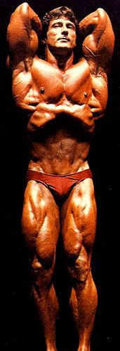 Picture of Frank Zane Doing