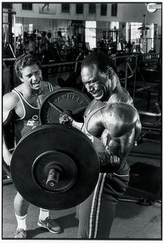 Lee Haney Workout