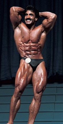 Samir Bannout Workout